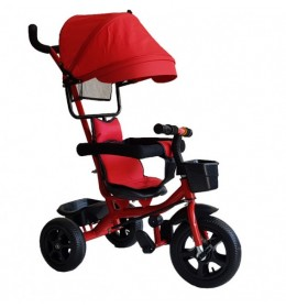 Tricikl Guralica Lino 424 - Crvena