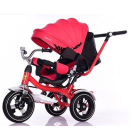 Dečiji tricikl Playtime 414 XL crveni