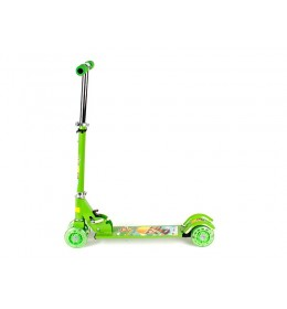 Trotinet dečijiI zeleni Glory Bike