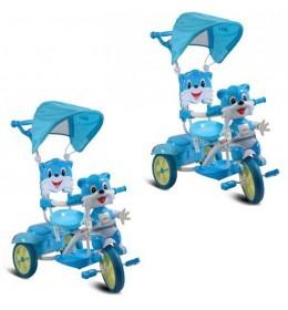 Tricikl Lija plavi