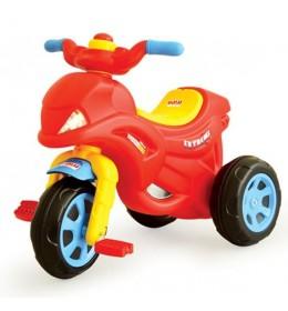 Tricikl motor na pedale Dolu