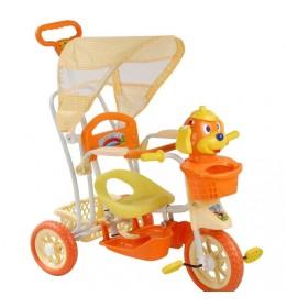 Tricikl sa tendom 401 narandžasti