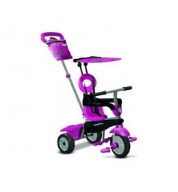 Tricikl Vanilla 4u1 Pink