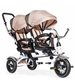 Tricikl za blizance 412