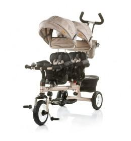 Tricikl za blizance Apollo Frappe