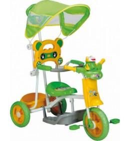 Tricikl za decu 341 zelena