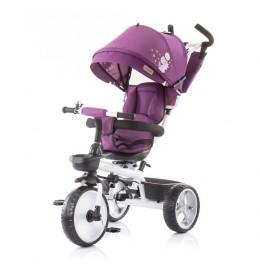 Tricikl za decu 5 u 1 Tempo Amethyst