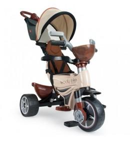 Tricikl za decu Injusa Body Max Braon