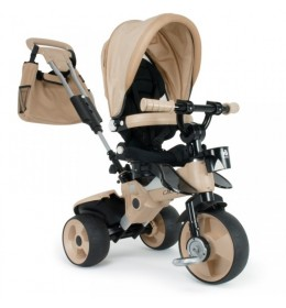 Tricikl za decu Injusa City Max Bež