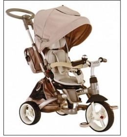 Tricikl za decu Mody Bež - rotirajuće sedište