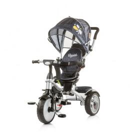 Tricikl za decu Rapido Black