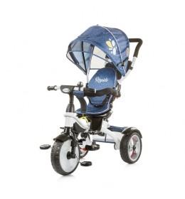 Tricikl za decu Rapido Blue Indigo