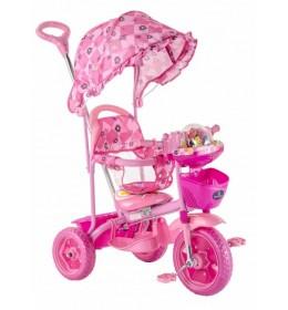 Tricikl za decu Robotić Roze