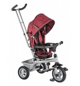 Tricikl za decu Sport Plus crveni- rotirajuće sedište
