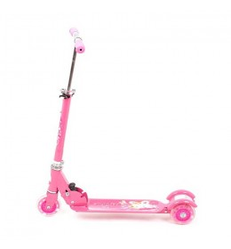 Trotinet Glory Bike roze