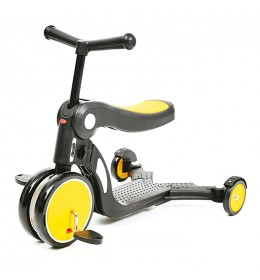 Trotinet Chipolino All Ride Yellow