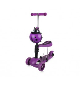 Trotinet Chipolino Kiddy Evo Purple