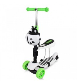 Trotinet Chipolino Kiddy Evo White Green