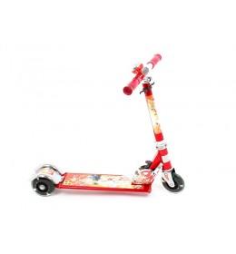 Trotinet dečiji crveni Glory Bike