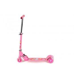 Trotinet dečijiI roze Glory Bike