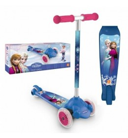 Trotinet Frozen Twist & roll