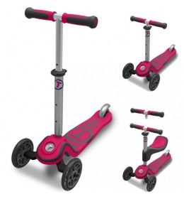 Trotinet Scooter T1 Pink