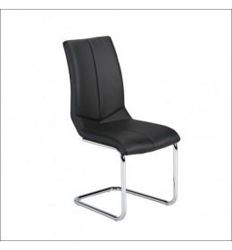 Trpezarijska stolica X-1229 Crna