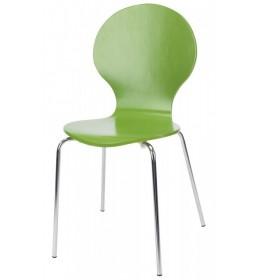 Trpezarijska stolica Basic Green