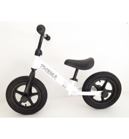 Dečiji bicikl bez pedala TS-028 Beli