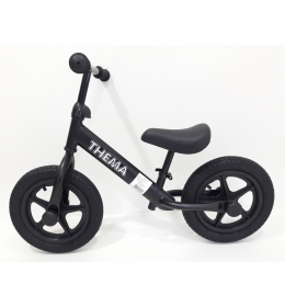 Dečiji bicikl bez pedala TS-028 Crni