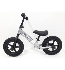 Dečiji bicikl bez pedala TS-028 Sivi