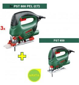 Ubodna testera Bosch PST 800 PEL (CT) + Ubodna testera Bosch PST 650 CT