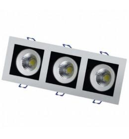 Ugradna LED lampa 24W dnevno svetlo LUG6430-24/W
