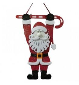 Ukras deda Mraz viseći 70cm 710652
