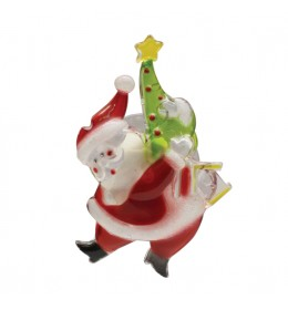 Ukras za prozor LED Deda Mraz KID323
