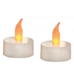 Ukrasne sveće bele boje CD2/WX