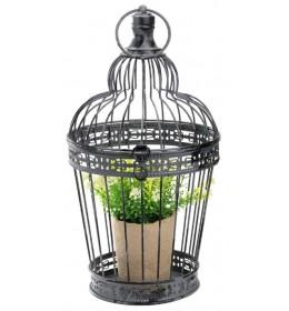 Ukrasni kavez za sveće Grey