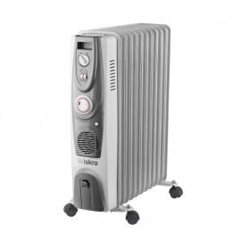 Uljani radijator 11 rebara sa ventilatorom Iskra YL-B07FT-11