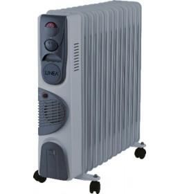 Uljani radijator 13 rebara sa ventilatorom Linea LRF13-0436
