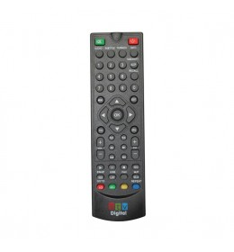Univerzalni daljinski upravljač za DVB-T uređaje