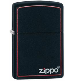 Upaljač Zippo Classic Black and Red
