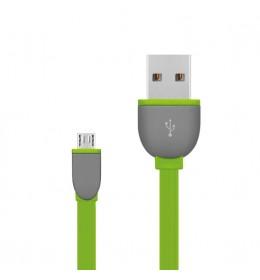 USB 2.0 kabel A-micro BGR 1m
