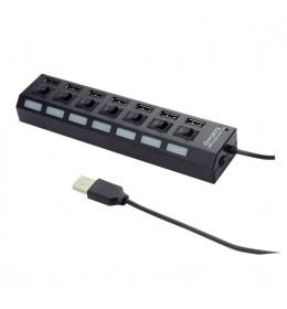 USB HUB 7 portova sa napajanjem