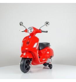 Motor za decu na akumulator Crvena Vespa 109