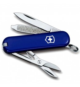 Victorinox nož Classic 58mm BLUE