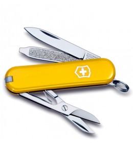 Victorinox nož Classic 58mm YELLOW
