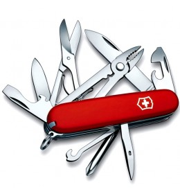 Victorinox nož Deluxe Tinker 91mm RED