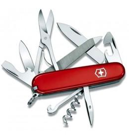 Victorinox nož Mountaineer 91mm RED