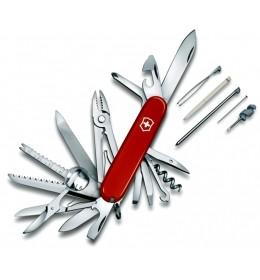 Victorinox nož Swiss Champ 91mm RED
