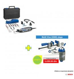 Višenamenski alat DREMEL 4300 3/45 + poklon